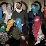 Grupp foto berberkväll Marrakech