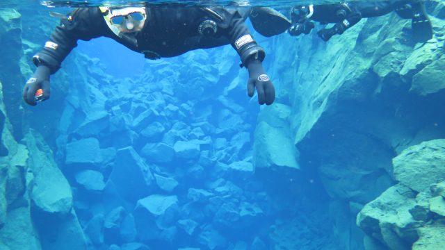Island snorkling