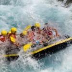 Aktiviteter - rafting med ledningsgrupp