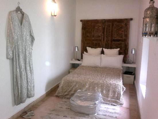 Riad room Marrakech
