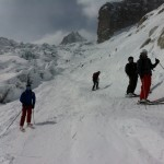 Le Vallee Blanche